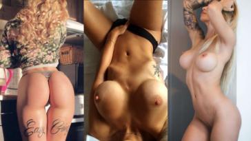VoyeurFlash.com - Amateur Girl ThisKindaSnow nude