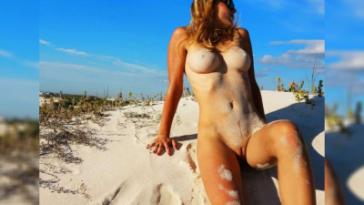 VoyeurFlash.com - Amateur Blonde Sandy Boobs