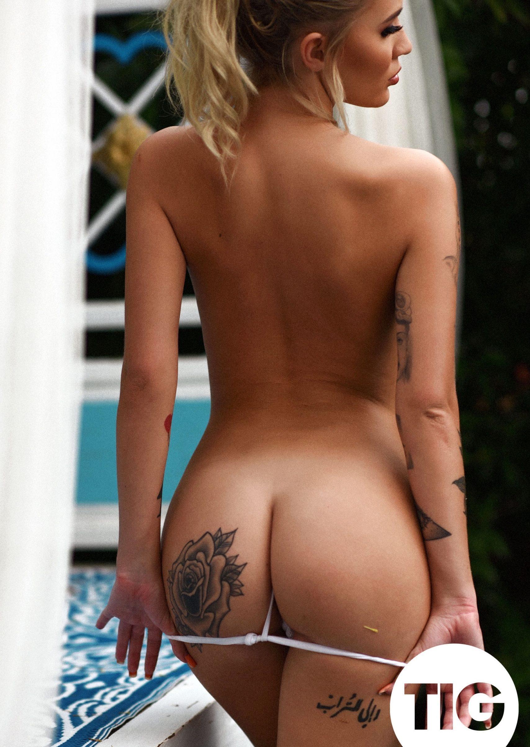 Nackt Leonie McSorley  Leonie McSorley