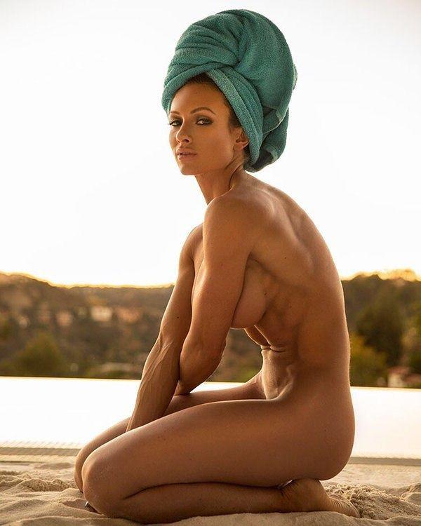 FitNakedGirls.com - Paige Hathaway nude