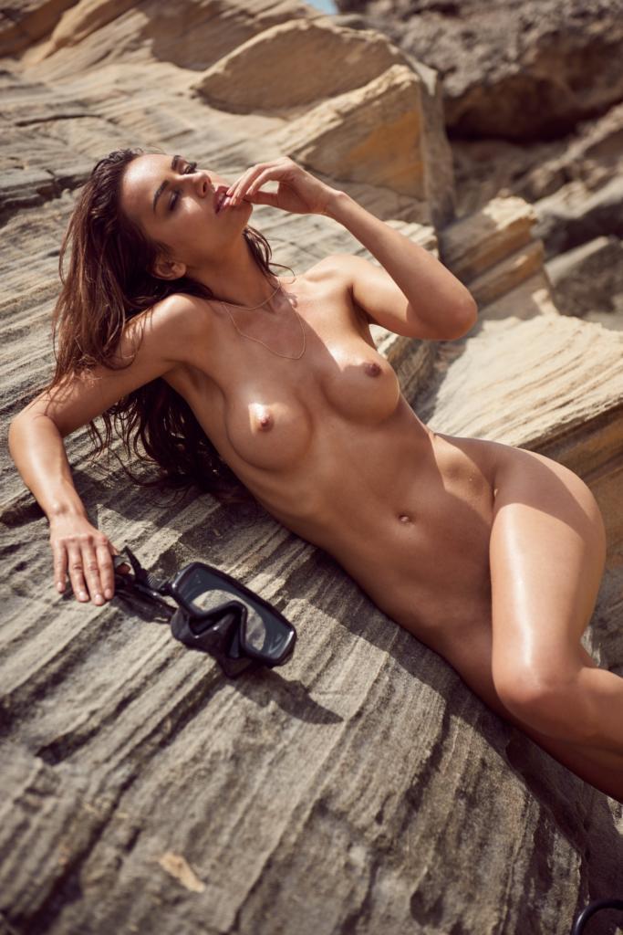 FitNakedGirls.com - Veronika Klimovits nude