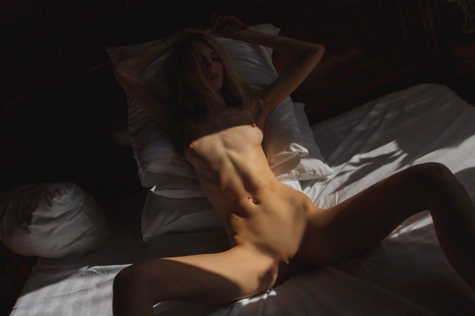 Yulya Milshteyn nude