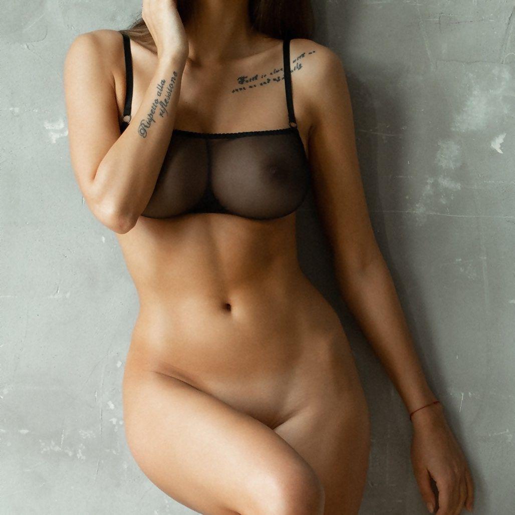 Naked odintcova Viki Odintcova