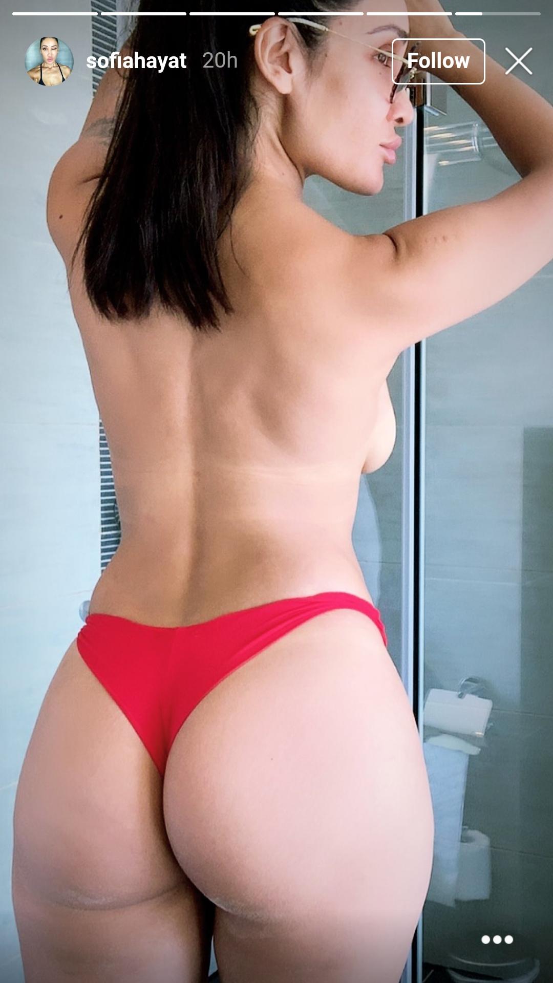 Sofia Hayat nude 2