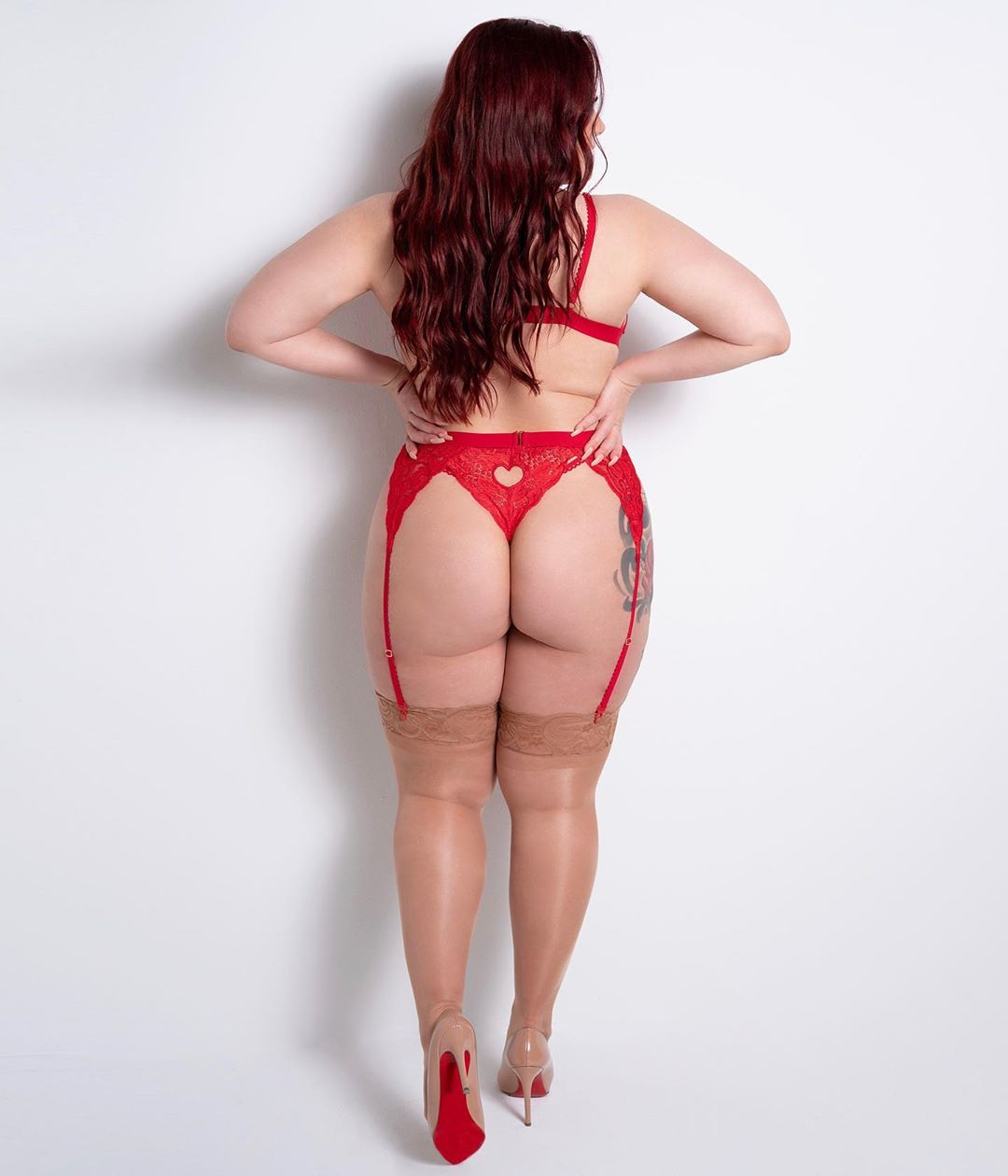 Ruby Red nude 3