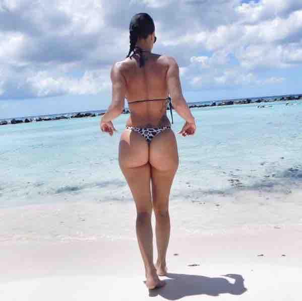 Michele  nackt Draya Jessica Clark's