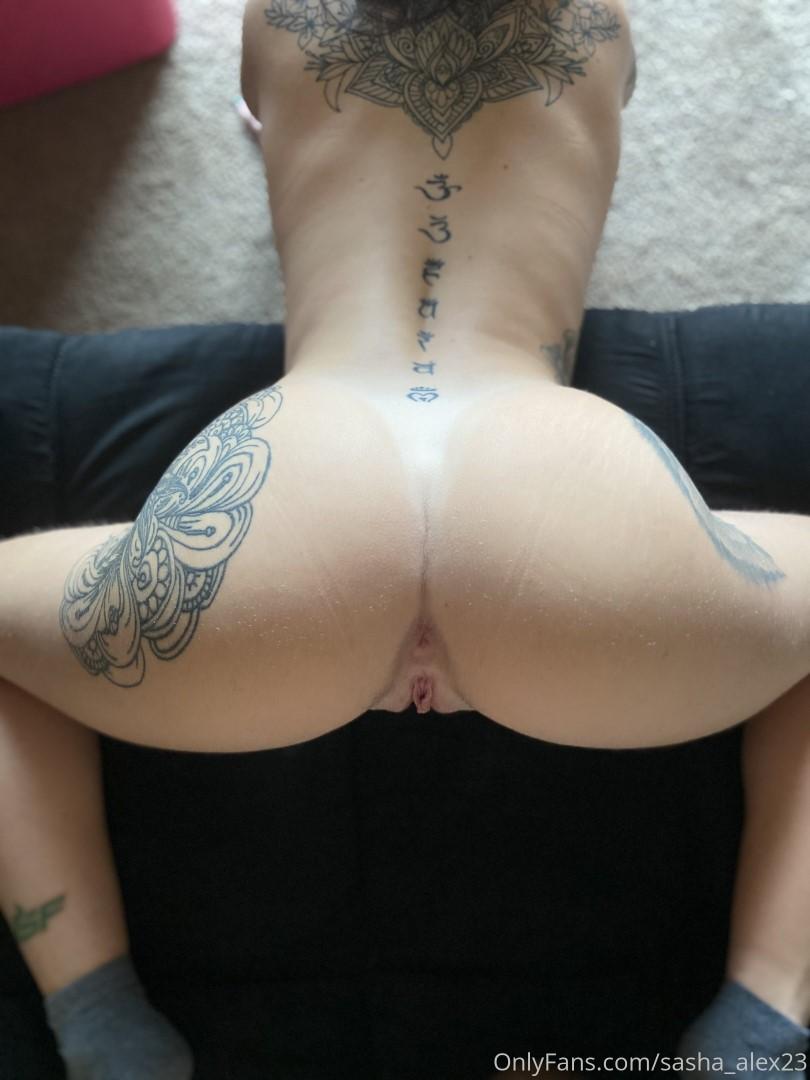 Sasha Alexandria Nude 1096