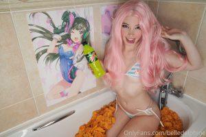 Belle Delphine Onlyfans Dorito Bath Leaked