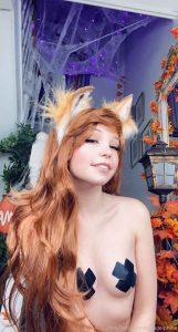 Belle Delphine Spirit of Autumn Leaked