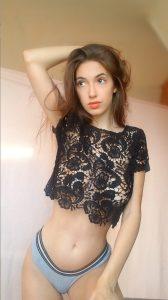 Coral Larsen Onlyfans Nude Lingerie