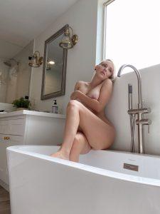 Darshelle Stevens Nude Bathing Leaked