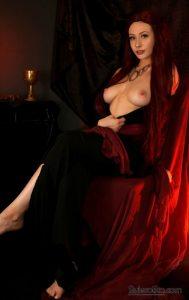 Elise Laurenne as Melisandre