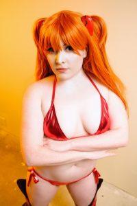 FoxyCosplay Asuka Langley Soryu