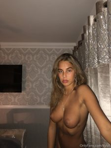 Kyia Peters Nude Onlyfans Photos & Video Leaked!