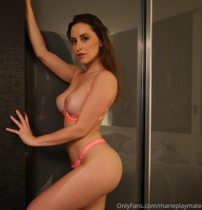 Marieplaymate Nude Onlyfans Sexy Lingerie