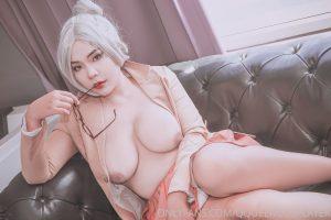 Onlyfans QQueenCosplayer Meiko Queen