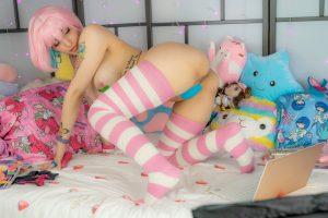 Tenleid Nude Riamu Selfie Photos Leaked