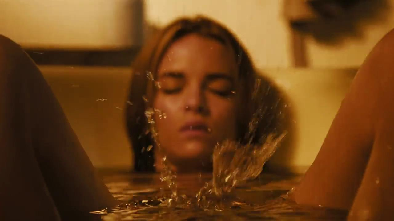 Danielle Panabaker Nude Bathing