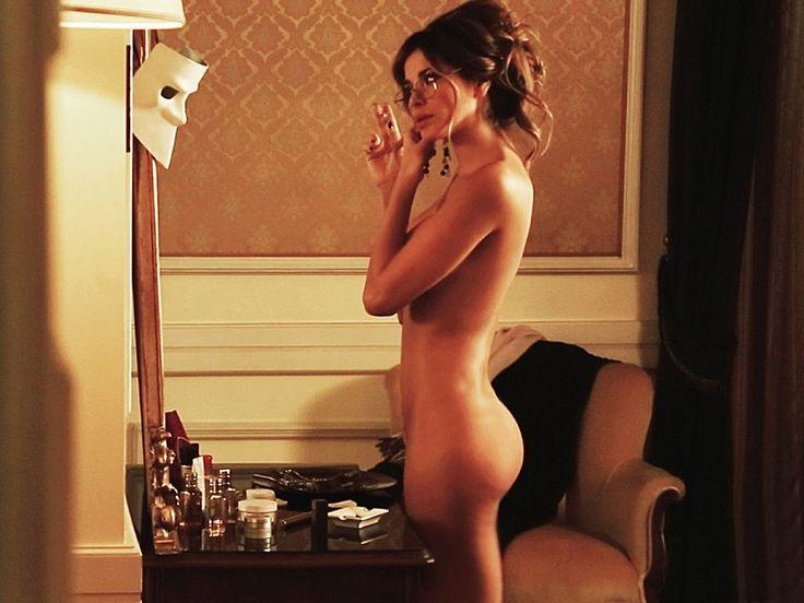 Gemma Arterton Fully Nude in a Movie Scene