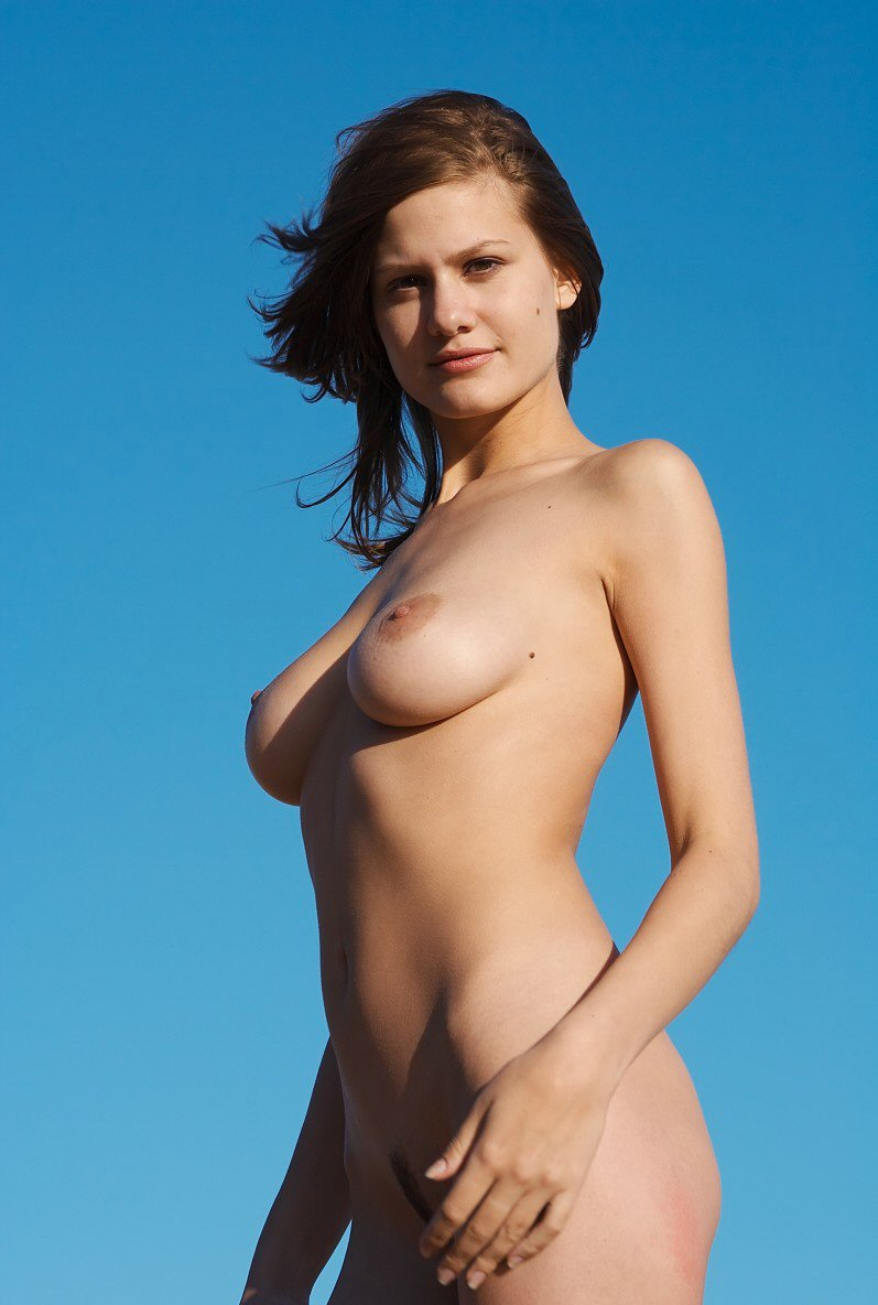 Katee Sackhoff Nude Photo When She was Younger