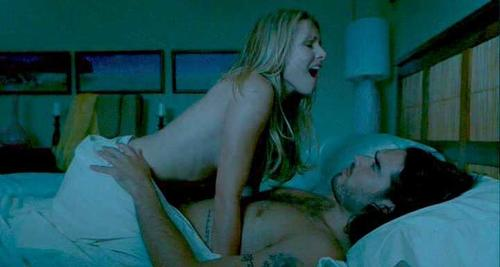 Kristen Bell Nude Having Sex with Tattooed Guy