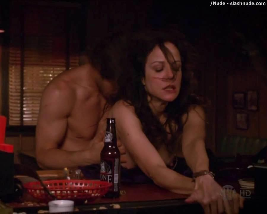 Mary-Louise Parker Taking Cock From Behind