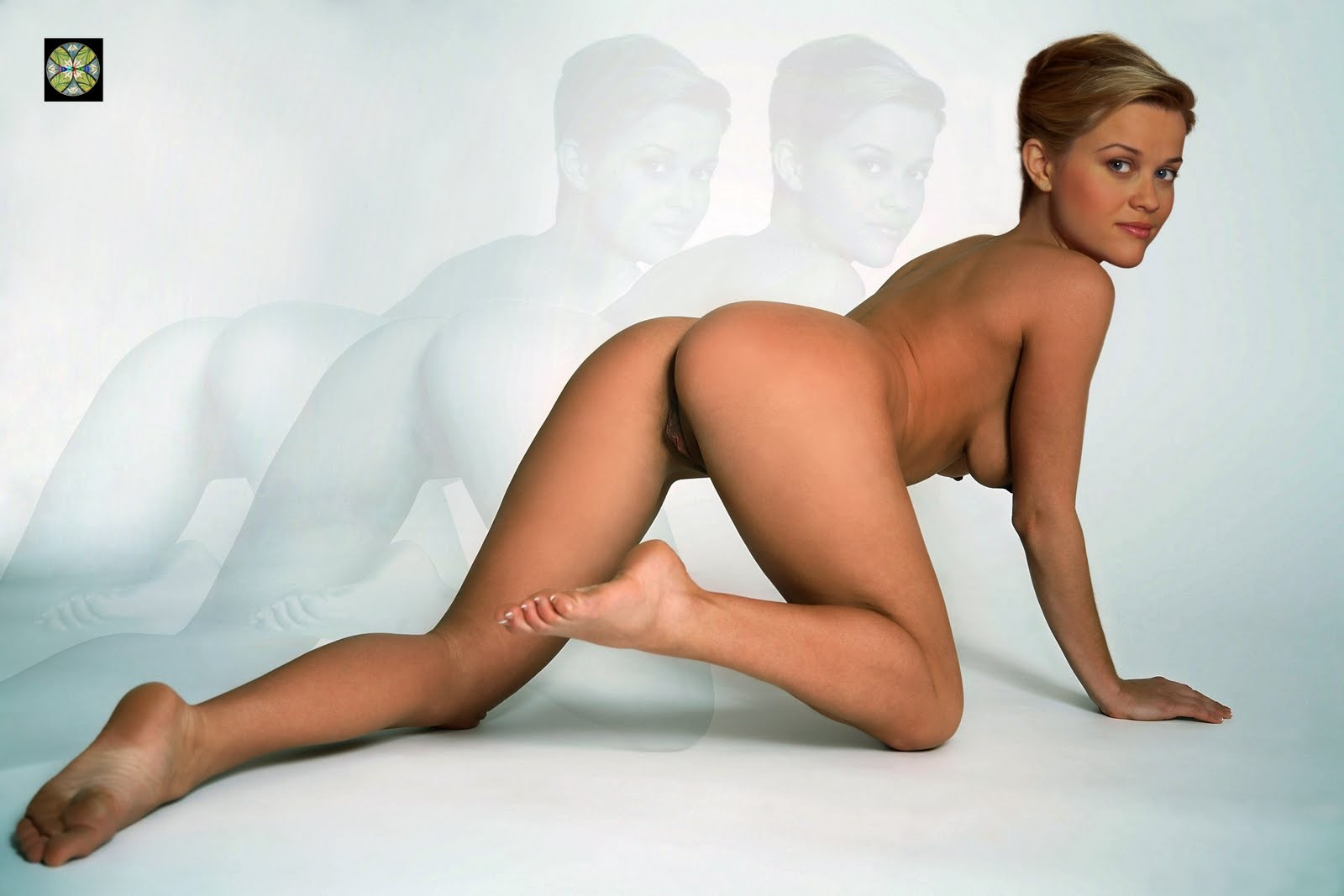 Reese Witherspoon Nude Hot and Bent Over